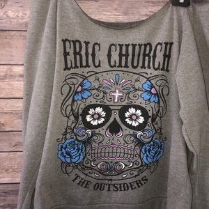 Tops - Eric Church sweatshirt